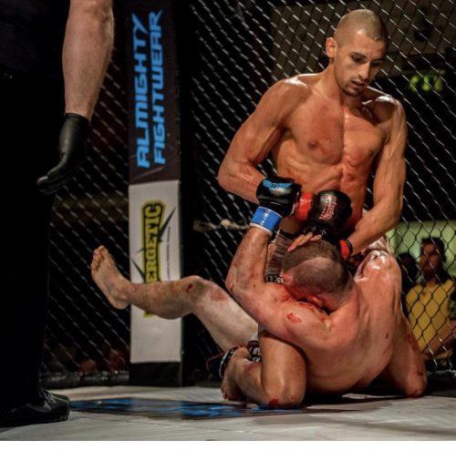 Aiden Lee - Mixed Martial Artist