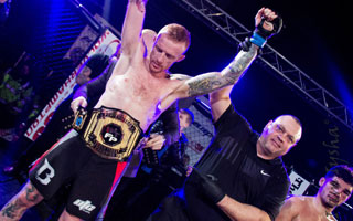 Q&A with Pro MMA fighter – Tim 'The Experiment' Wilde